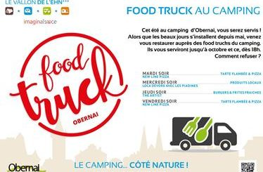 Food Truck au camping !