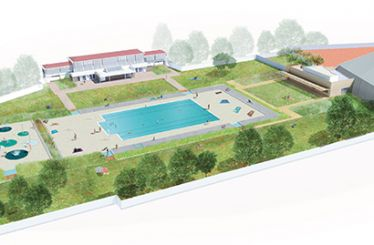 Actualit s for Piscine obernai