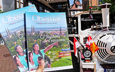 Magazine Office du Tourisme Obernai